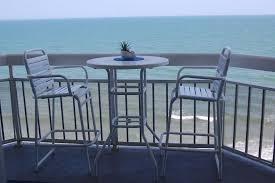 newly renovated oceanfront 2 bedroom condo water s edge resort in garden city