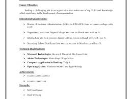 How To Write Quick Easy Resume Tura Mansiondelrio Co Free Template