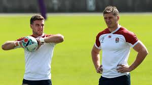 Rugby World Cup 2019 news - George Ford back at flyhalf for England v New  Zealand - Eurosport