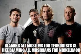 Blaming all Muslims : memes via Relatably.com