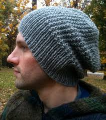Mens Beanie Knitting Pattern Awesome Men's Hat Knitting Patterns In The Loop Knitting