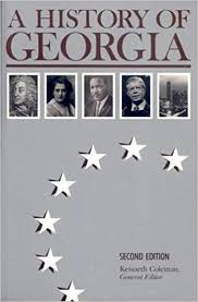 a history of georgia 2nd edition