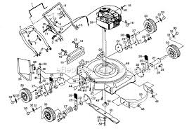 poulan pp722sb parts list and diagram ereplacementparts com
