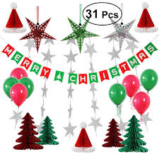 Paper Flower Christmas Tree Tissue Paper Flowers Pom Pom Xmas Tree Diy Paper Garland Tassels