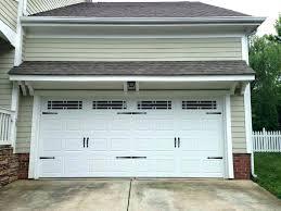 cool garage door trim kit decorative garage door trim exterior replace large kit decorative garage garage