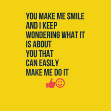40 Beautiful Smile Quotes To Keep You Happy And Smiling Stunning Quotes You Make Me Smile