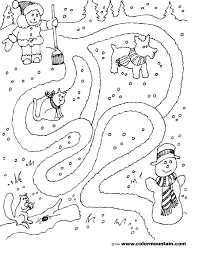 Coloring Pages For Kids Kids Colouring