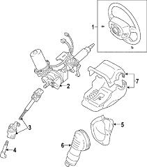 parts com® toyota rav4 steering wheel oem parts 2007 toyota rav4 base l4 2 4 liter gas steering wheel