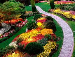 Small Picture Fine Backyard Flower Garden Google Search Landscapingwater