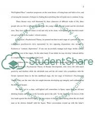 a critical analysis of hemingway s a clean well lighted place essay related essays