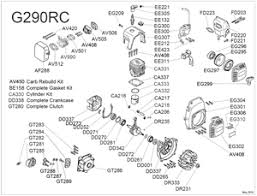 49cc engine diagram 49cc image wiring diagram zenoah g290rc engine parts and upgrades on 49cc engine diagram
