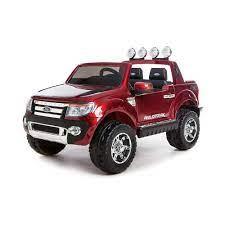 Ford Ranger Akülü Araba