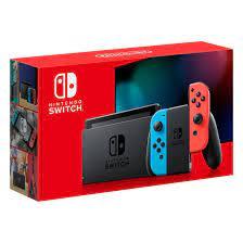 Máy Nintendo Switch with Neon New Model Phiên bản mới Giá rẻ