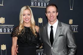 Drew Brees' Wife Brittany Says They Received Death Threats After ...