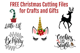 Freesvg.org offers free vector images in svg format with creative commons 0 license (public domain). Get These Free Svg Files For Christmas Crafts And Gifts