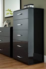 Tall Dresser Bedroom Furniture Black High Gloss Bedroom Furniture Sets