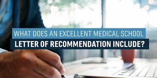 Best Letter Of Recommendation For Medical School What Makes A Great Med School Letter Of Recommendation Accepted