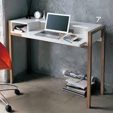 white scandinavian desks