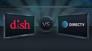 Dish Channel Comparison Chart Dish Vs Directv Satellite Tv Comparison 2020 Reviews Org