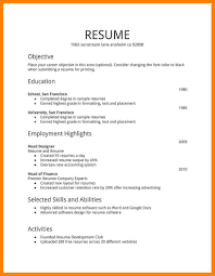 Download Resumes In Word Format Excel Balance Sheet Template Free