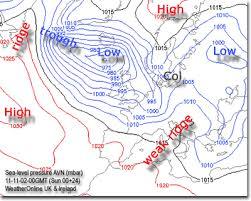 Weather Facts Isobars On Surface Maps Weatheronline Co Uk