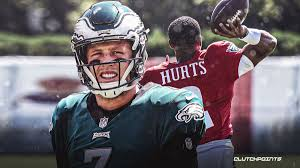 Eagles news: Nate Sudfeld doesn't feel ...