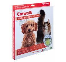 catwalk cat small dog door