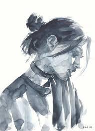 Мои закладки | Акварельные портреты, Рисунки <b>лица</b> ...