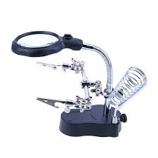 table top magnifier s daylight magnifying lamp