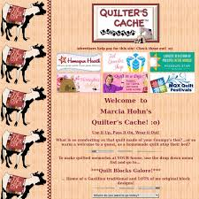 The Quilter's Cache - Marcia Hohn's free quilt patterns! | Pearltrees & The Quilter's Cache - Marcia Hohn's free quilt patterns! Adamdwight.com