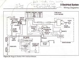 briggs and stratton wiring diagram wiring diagram and hernes descriptions photos and diagrams of low oil shutdown systems on