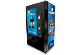 Pepsi Social Vending Machine Fascinating When Robots Dance Bloomberg