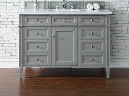 stunning simple 48 inch bathroom vanity contemporary 48 inch single bathroom vanity gray finish no top