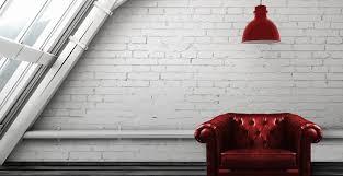 envision your thin brick wall