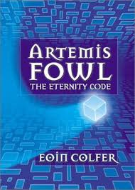 artemis fowl the eternity code by eoin colfer book 3
