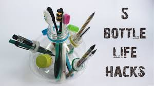 Plastic Bottle Recycling 5 Diy Creative Ways To Reuse Recycle Plastic Bottles Just 5