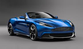 aston martin vanquish cobalt blue. aston martinu00268217s 580bhp vanquish volante s is impossibly beautiful martin cobalt blue
