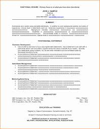 Generic Resume Objective Inspirational Resume Statementresume ...