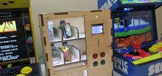 Diy Mini Vending Machine Awesome Construye Una Mini Máquina De Vending Con Arduino Arduino Makers