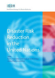 disaster risk reduction in the united