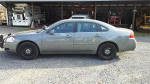 2008 Chevy Impala Police Cruiser for Auction | Municibid