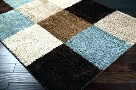 grey and tan rug brown blue rugs designs chevron bathroom