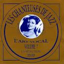 Chanteuses de Jazz: 1921-1939
