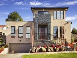 basement house designs. modern facade design house with garage in basement decorating home exterior the natural stone designs n