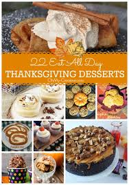 Best dessert for a crowd: 25 Delicious Thanksgiving Dessert Ideas For The Family Oh My Creative