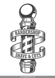 Designer Barber And Stylist School Barbershop Bundle Barber Shop Barber Shop Decor Barber