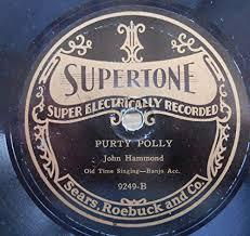John Hammond - Purty Polly / Little Birdie 78 rpm - Amazon.com Music