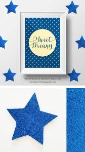 nursery room decoration ideas glittering stars around sweet dream nursery wall art on diy boy nursery wall art with free printables for happy occasions diy nursery room wall art