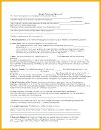 House Rules For Roommates Template House Rules Template For Tenants Renters Awesome Rental Free