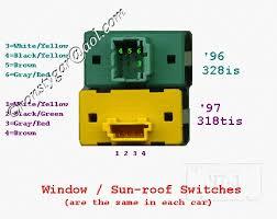 bmw e36 wiring diagram windows bmw image wiring bmw e36 window switch wiring diagram jodebal com on bmw e36 wiring diagram windows